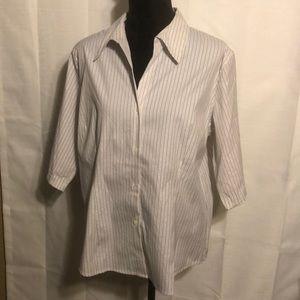 Dress Barn blouse size 14/16W